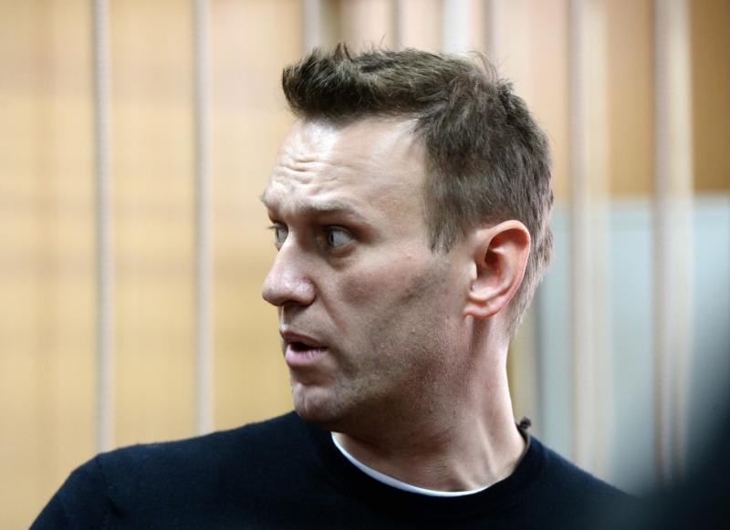 Алексей Навальный арестован судом на 30 суток