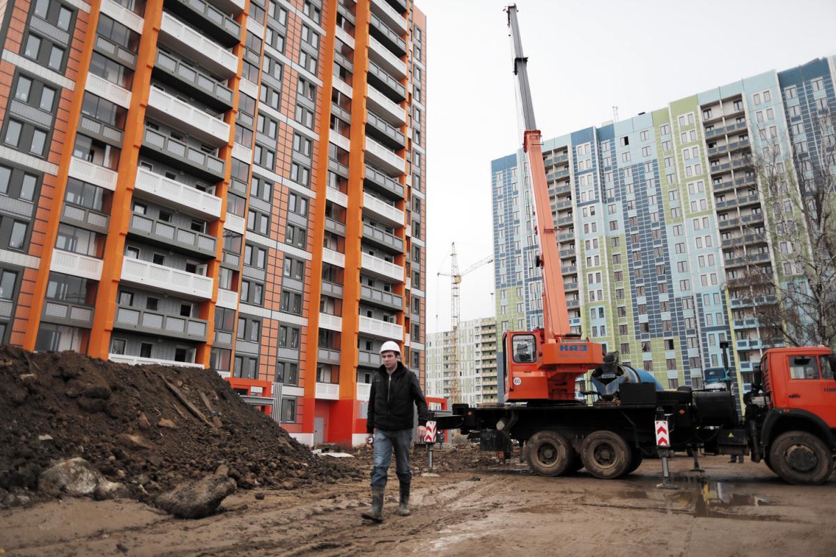 Мутко назвал число строящихся домов на стадии банкротства