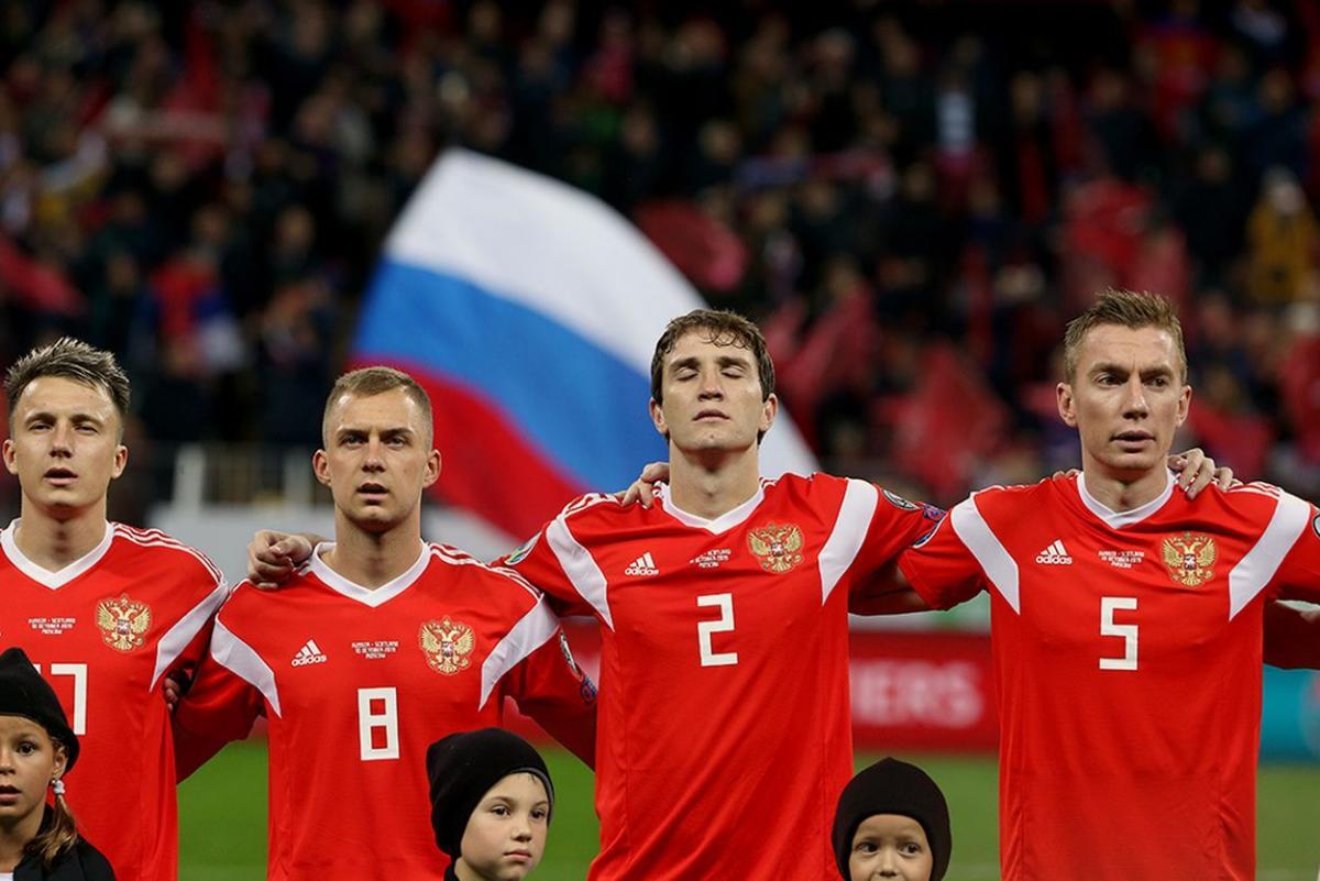 сборная России евро-2020