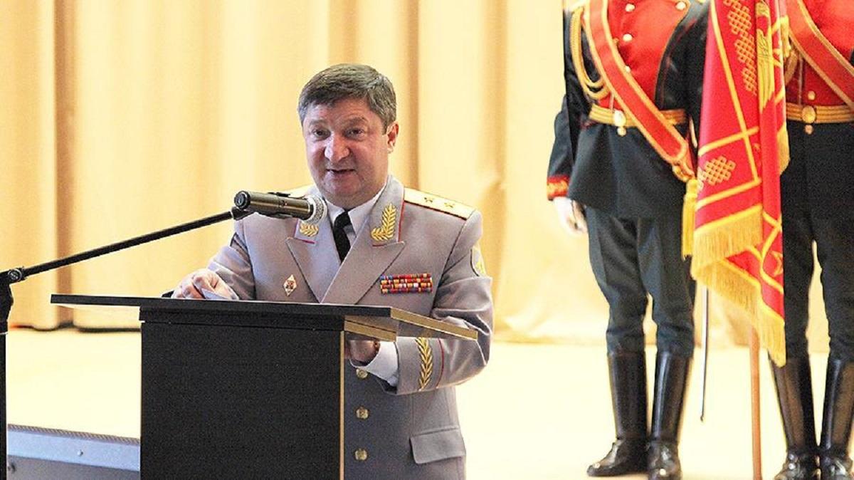 Замначальника Генштаба ВС России обвинили в хищении 2 млрд рублей