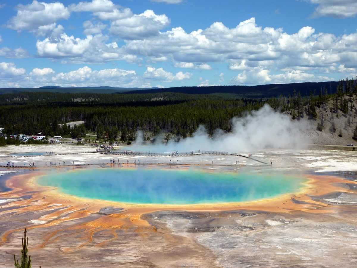 Супервулкан Йеллоустоун готов к извержению: стали известны новые тревожные факты