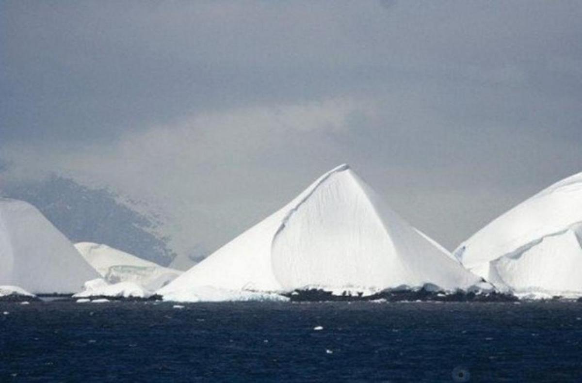 В Антарктиде найдены загадочные пирамиды – научный мир в изумлении