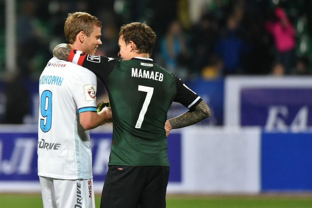 Футболисты Мамаев и Кокорин собираются сделать официальное заявление – СМИ