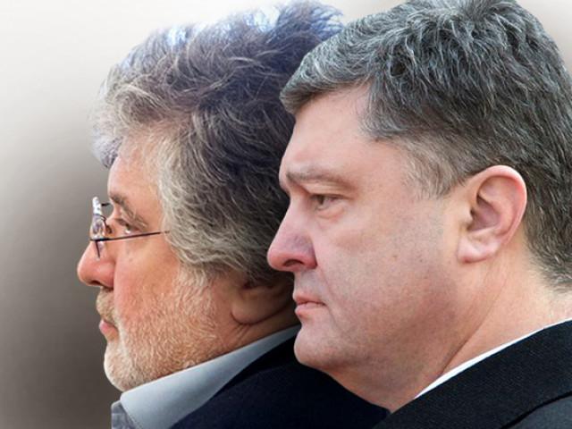 Коломойский рассказал, из-за чего возник его конфликт с Порошенко