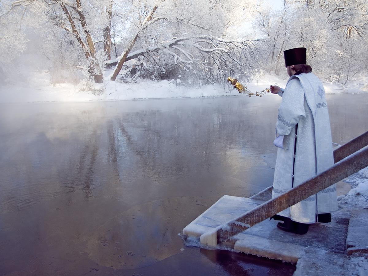 Когда набирать святую воду на Крещение 2018