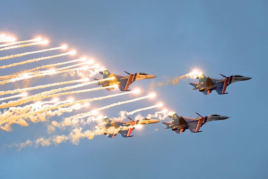 День воздушного флота России: картинки и открытки ко дню авиации