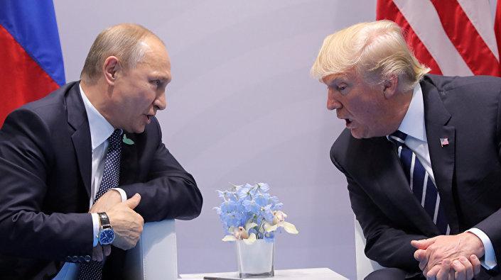 Встреча Владимира Путина и Дональда Трампа может состояться в ближайшее время, дата стала известна СМИ