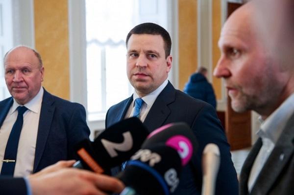 В МВД Эстонии заявили о нерешённом территориальном вопросе с Россией