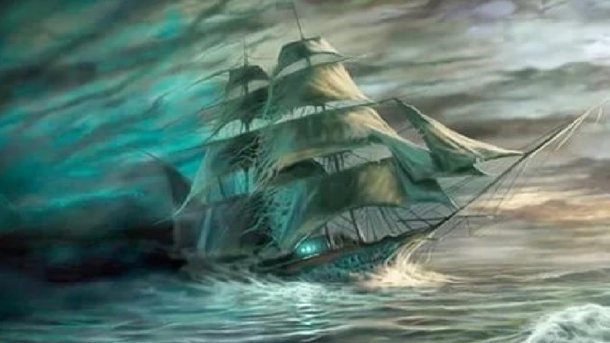 Корабль-призрак «Мария Целеста»: новые версии таинственного исчезновения экипажа