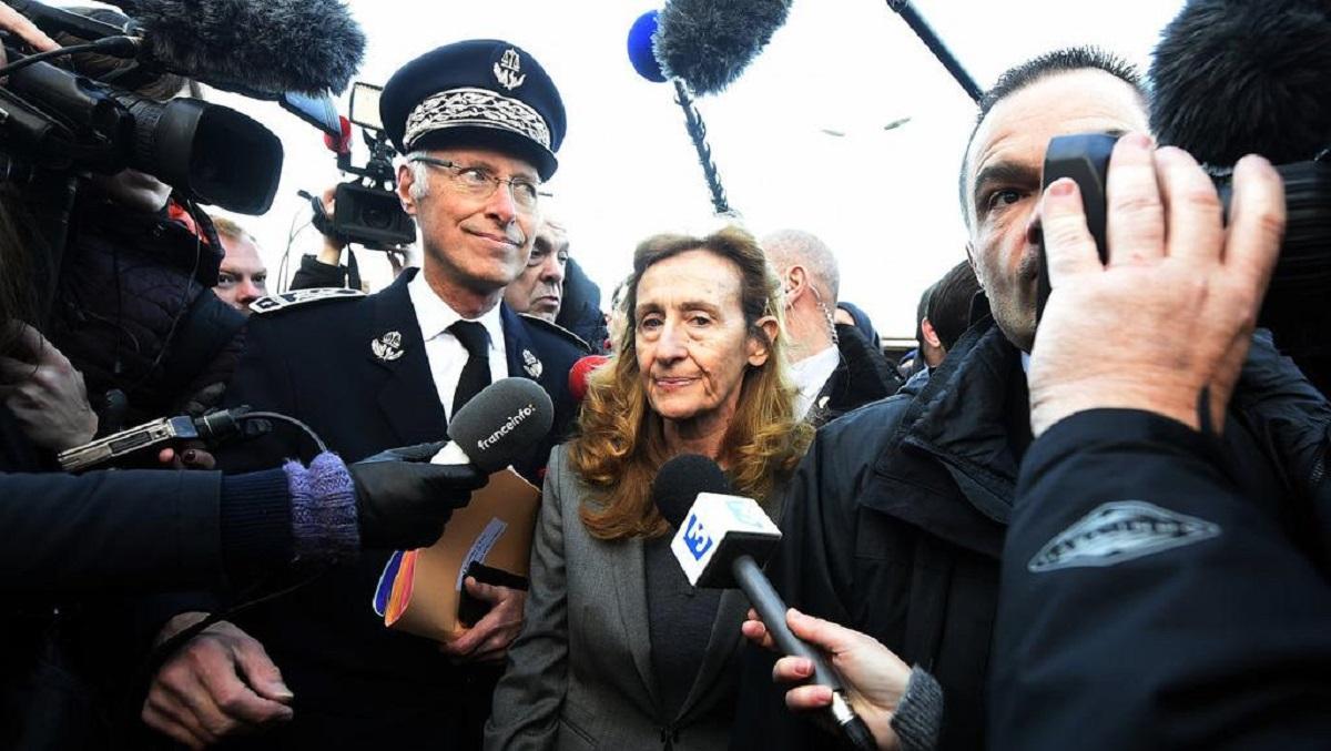 Министр юстиции Франции выступил за предоставление убежища Сноудену
