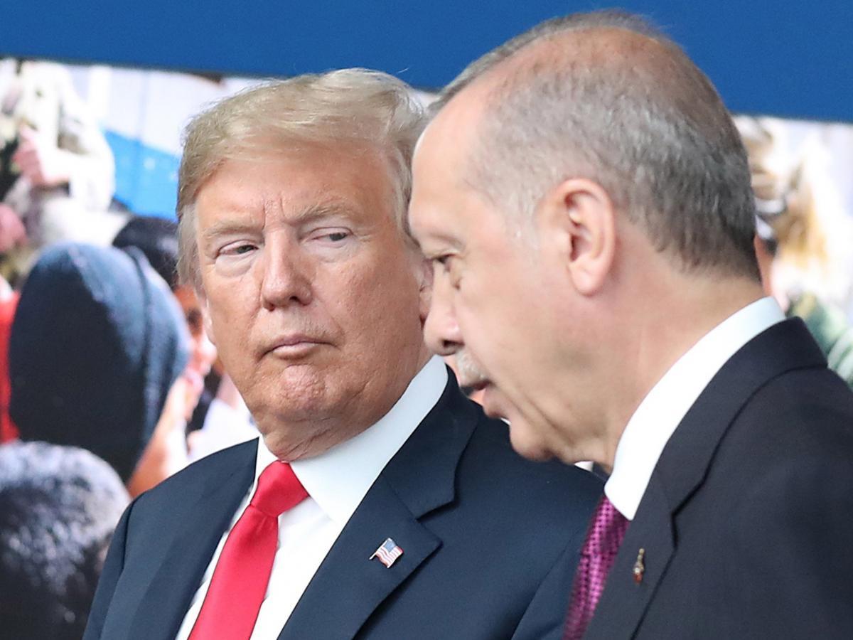 Турция запросила у Вашингтона ЗРК Patriot для «сдерживания» ВКС РФ в Сирии