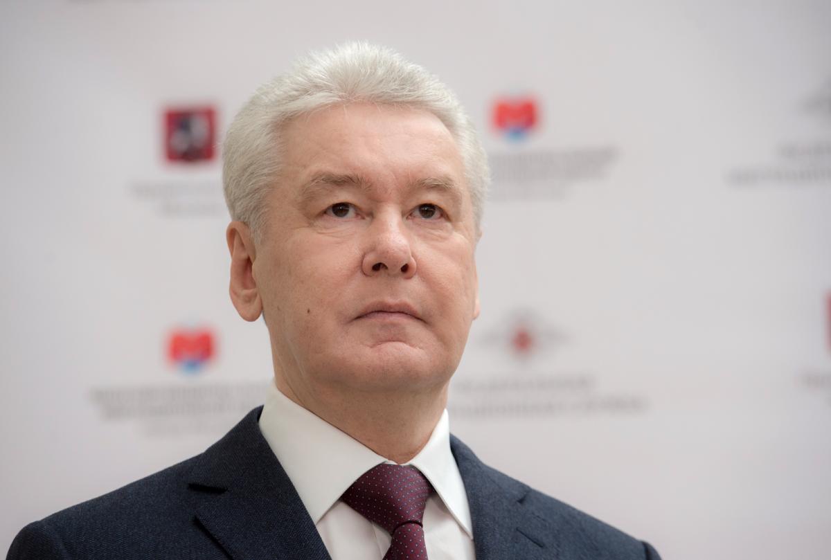 Собянин: Москва находится в самой высокой группе риска по коронавирусу