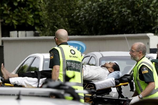 Брентон Таррант Image: Теракт в Новой Зеландии: десятки погибших и раненых