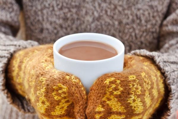 Выбери кружку с какао и узнай, что ждет тебя в Новом году