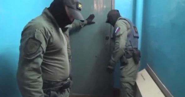 Хабаровская бабуля-потрошитель одолела пятерых полицейских