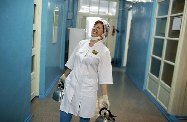 Российские медики услышали о своих зарплатах от директрисы и рассмеялись