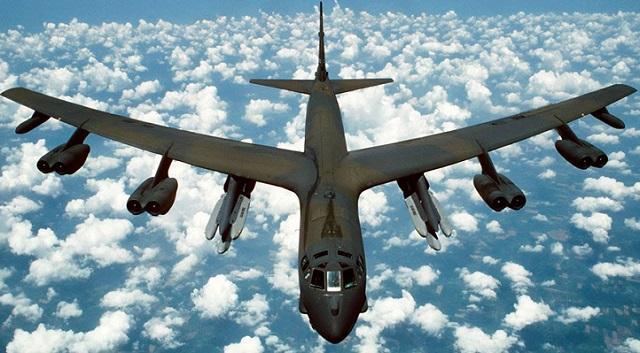 NI узнал об отработке бомбардировщиками США фиктивных ядерных ударов по России