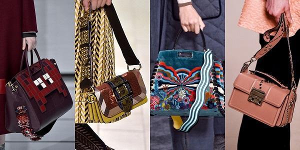72319de18080 Модные женские сумки – тренд 2019, семь незабываемых стильных сумок