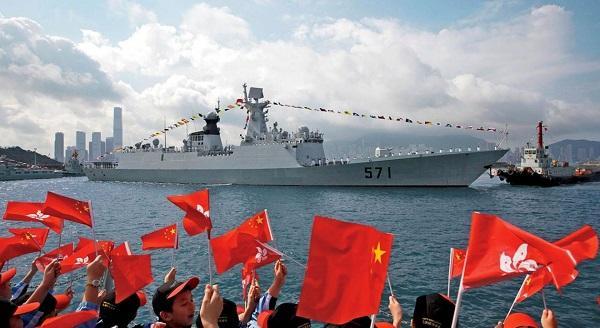 Китайский флот стал крупнейшим в мире