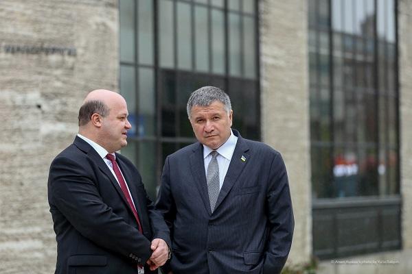 Аваков представил в США новую стратегию Киева по Донбассу