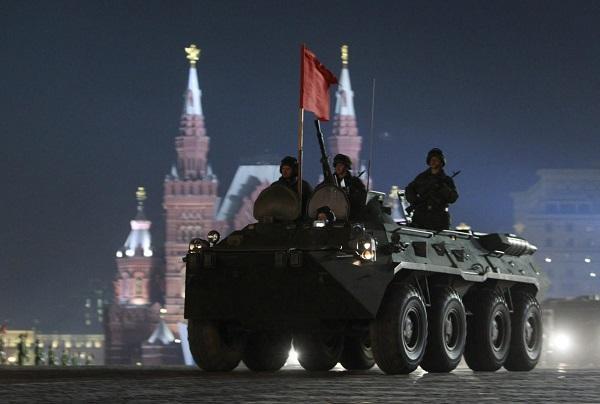 В Вооруженных силах России появилось звание главного сержанта