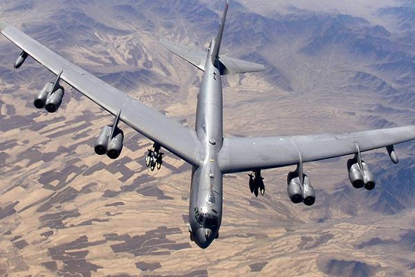 Ядерные бомбардировщики США приведены в полную боевую готовность – СМИ