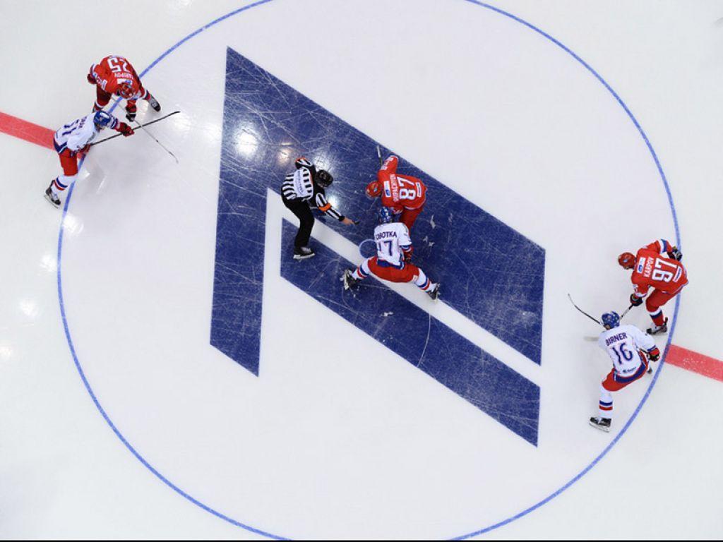 РФ одержала уверенную победу над Швецией вматче Кубка Первого канала