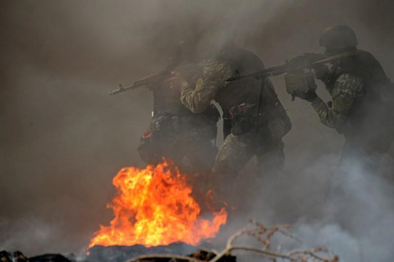Украинские каратели попали в новый котел под Логвиново