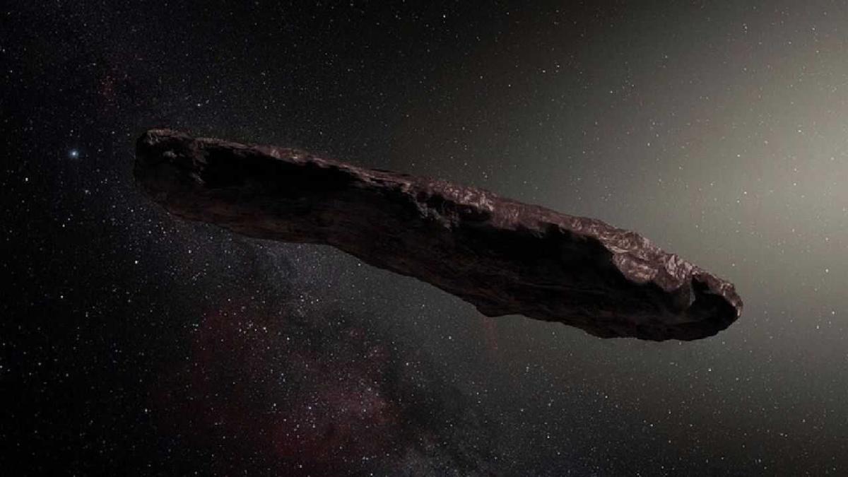 В Солнечную систему прилетел новый астероид