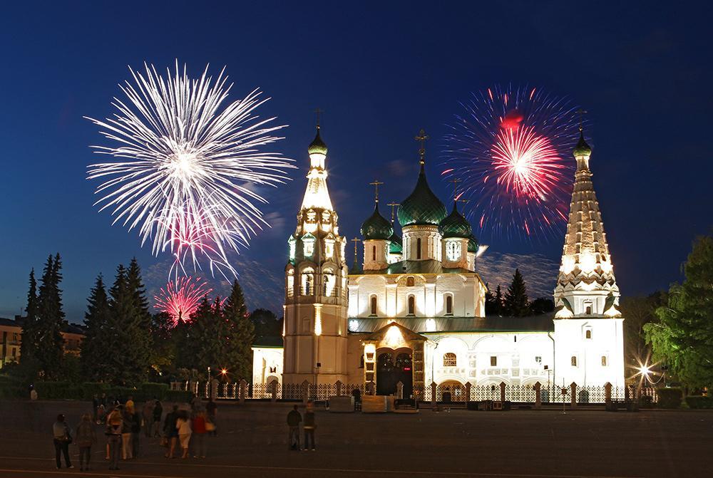 День города в Ярославле 2018: программа мероприятий, куда пойти, салют - время, место