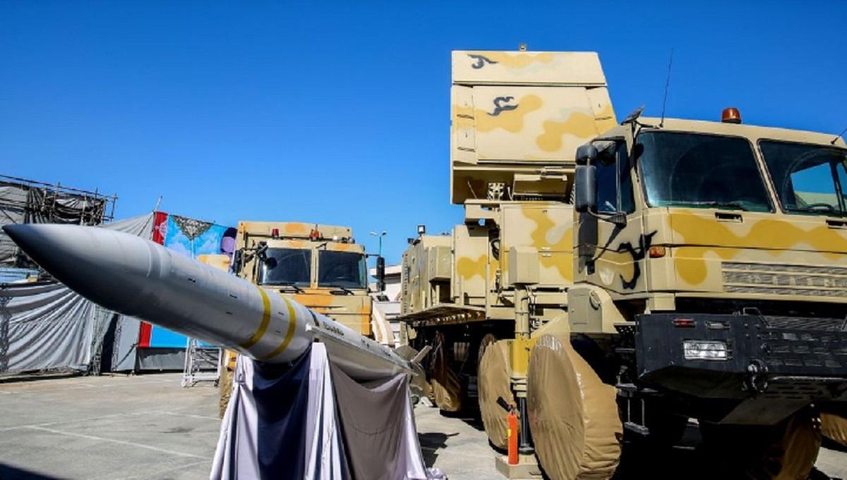 Новейшие средства ПВО в Сирии
