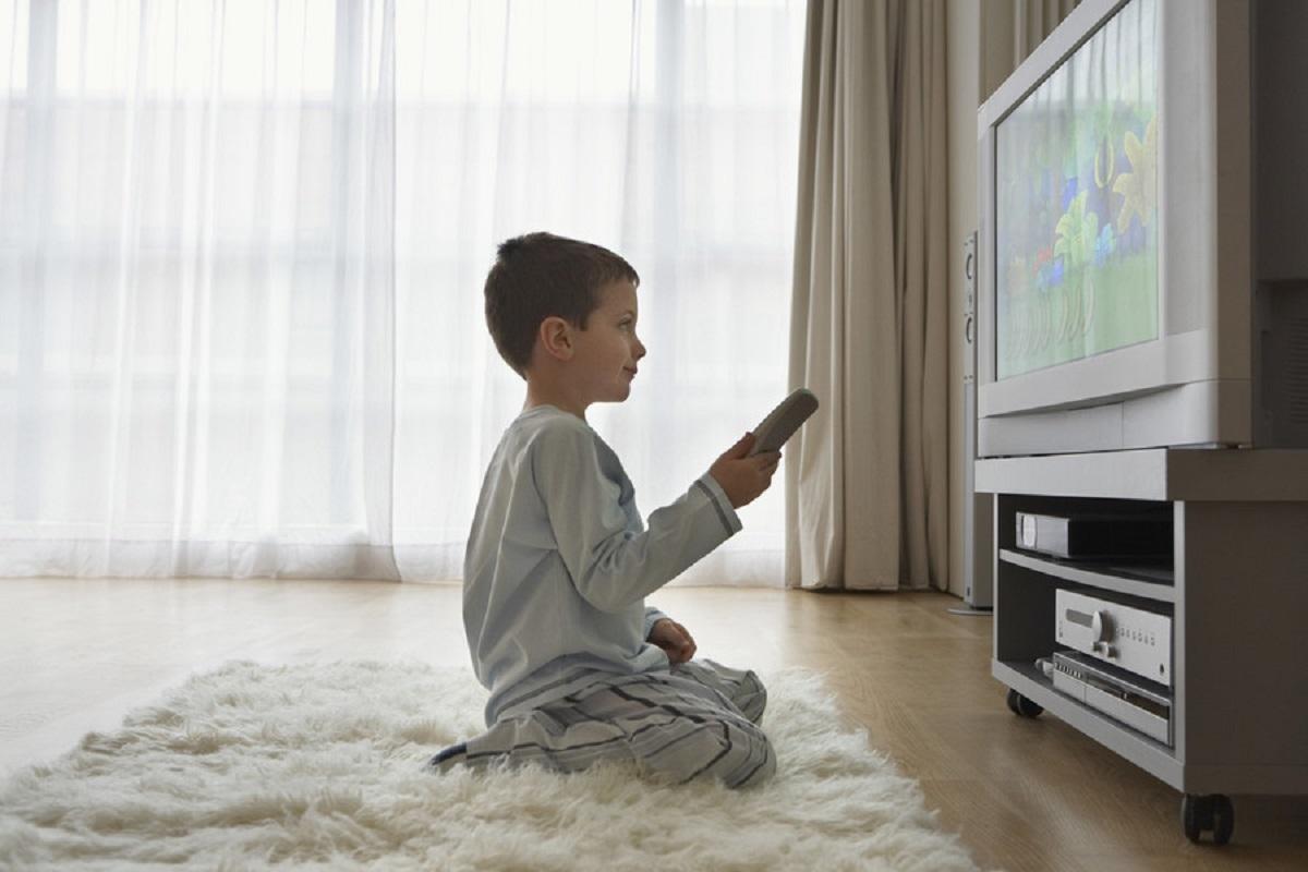 Как просмотр мультфильмов влияет на психику ребенка