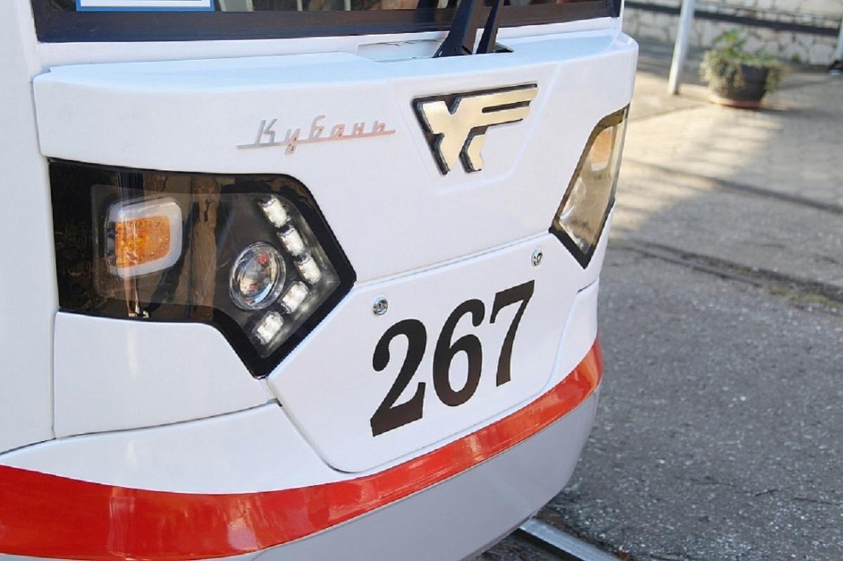 В Краснодаре скоро появятся трехсекционные трамваи