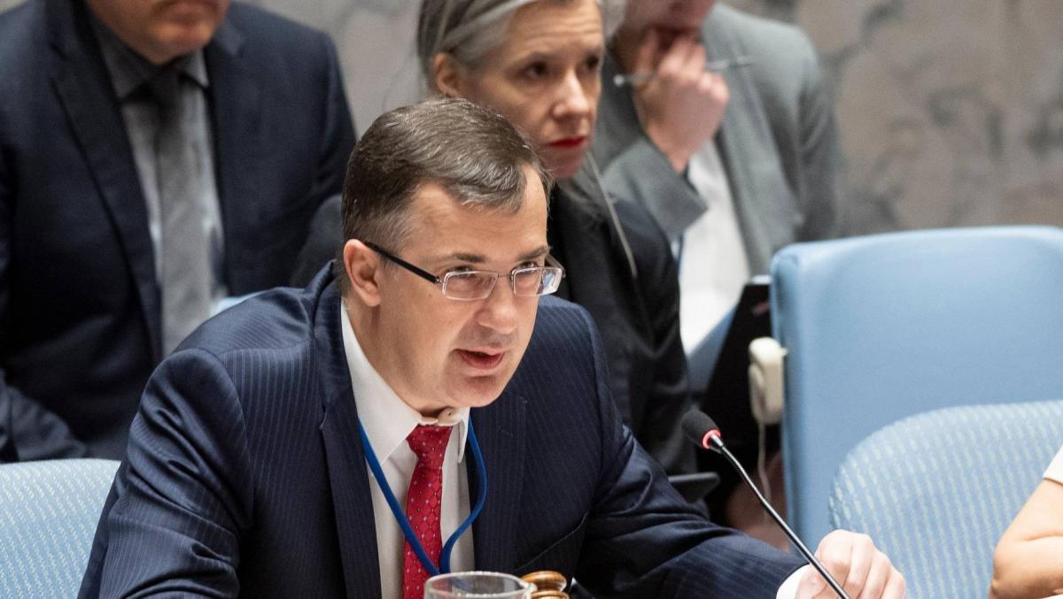 В России ответили на принятие в ООН украинской резолюции по Крыму