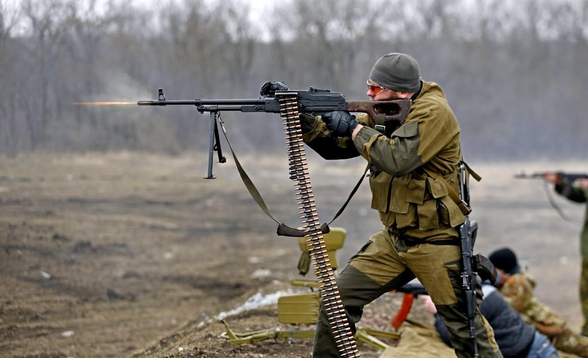 ВСУ обрушили огонь на Донецк с разных направлений