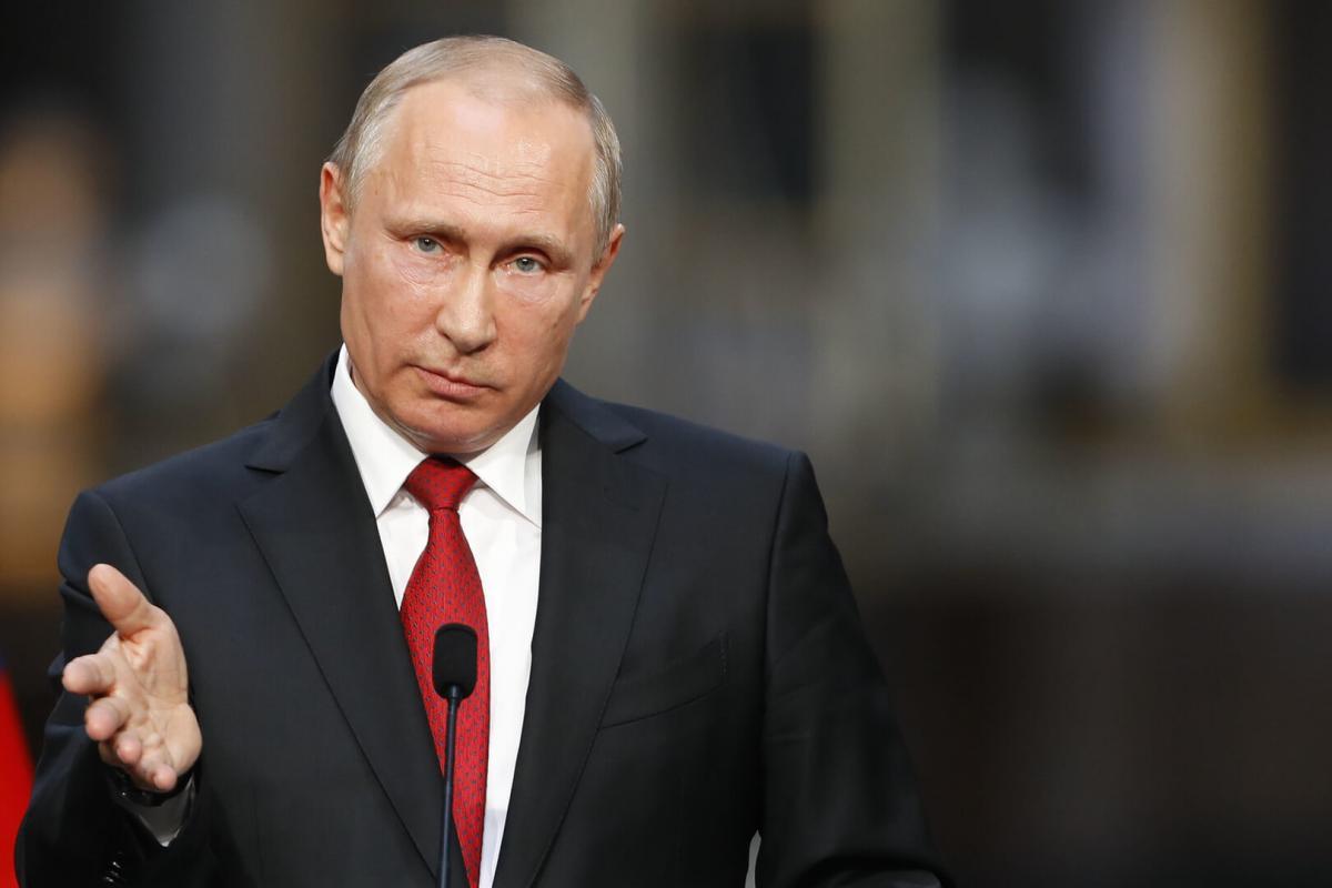 Президент России предупредил желающих войти в зону разведения сил в Донбассе