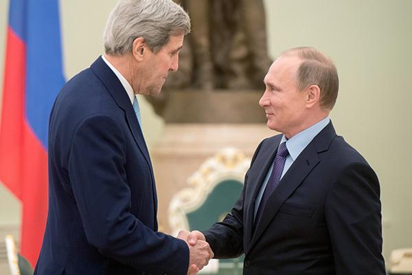 Сенаторы Маккейн и Грэм осудили Керри за «низкопоклонство перед Путиным»