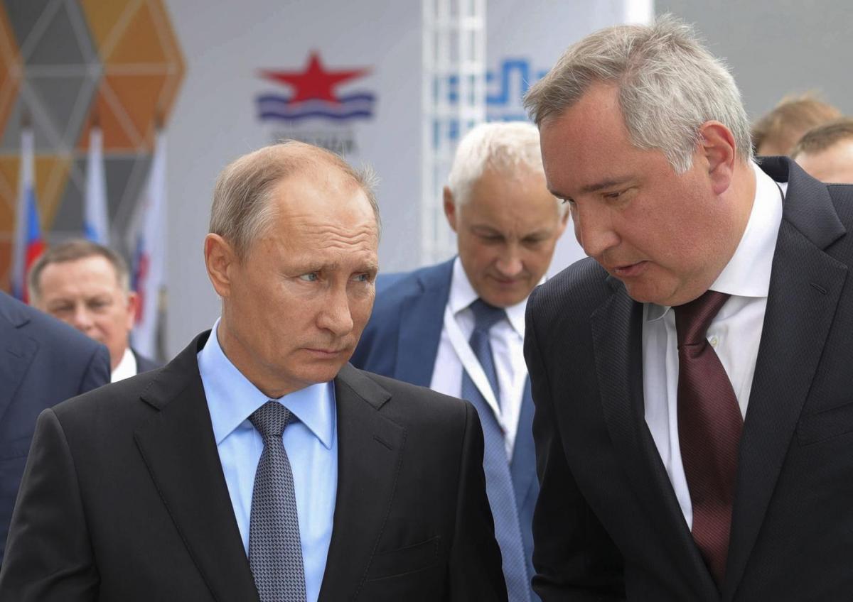 Рогозин ответил на слова Путина о хищениях на Восточном
