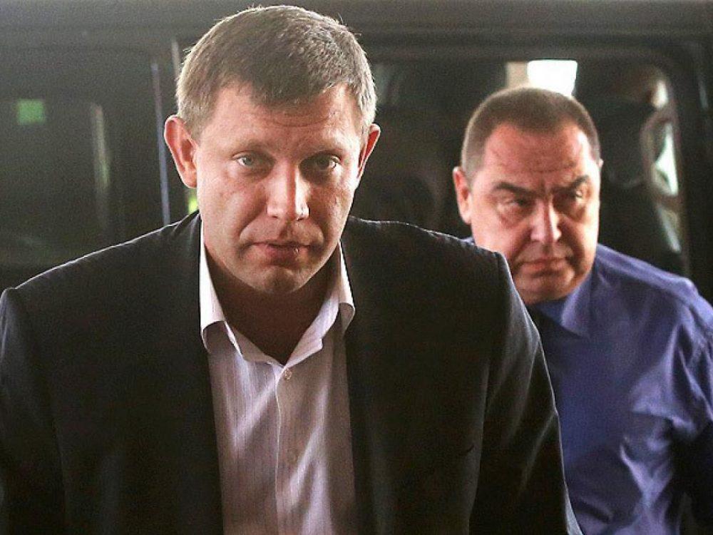 ДНР и ЛНР, новости