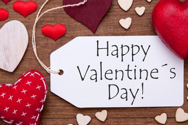 С Днем святого Валентина 2019: романтическая гиф-анимация для любимых