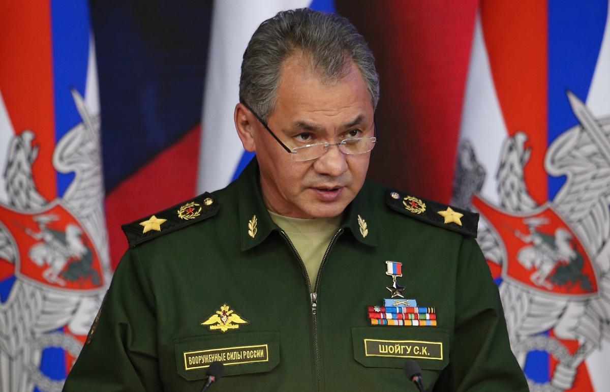 Шойгу предупредил Украину, что Россия не позволит завоевать Донбасс