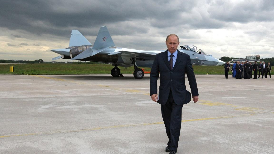 Военные расходы России резко выросли