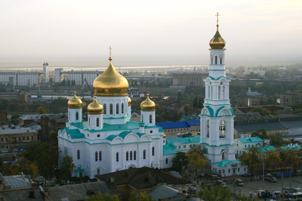 Ростовская епархия потребовала от подрядчика 5 млн рублей