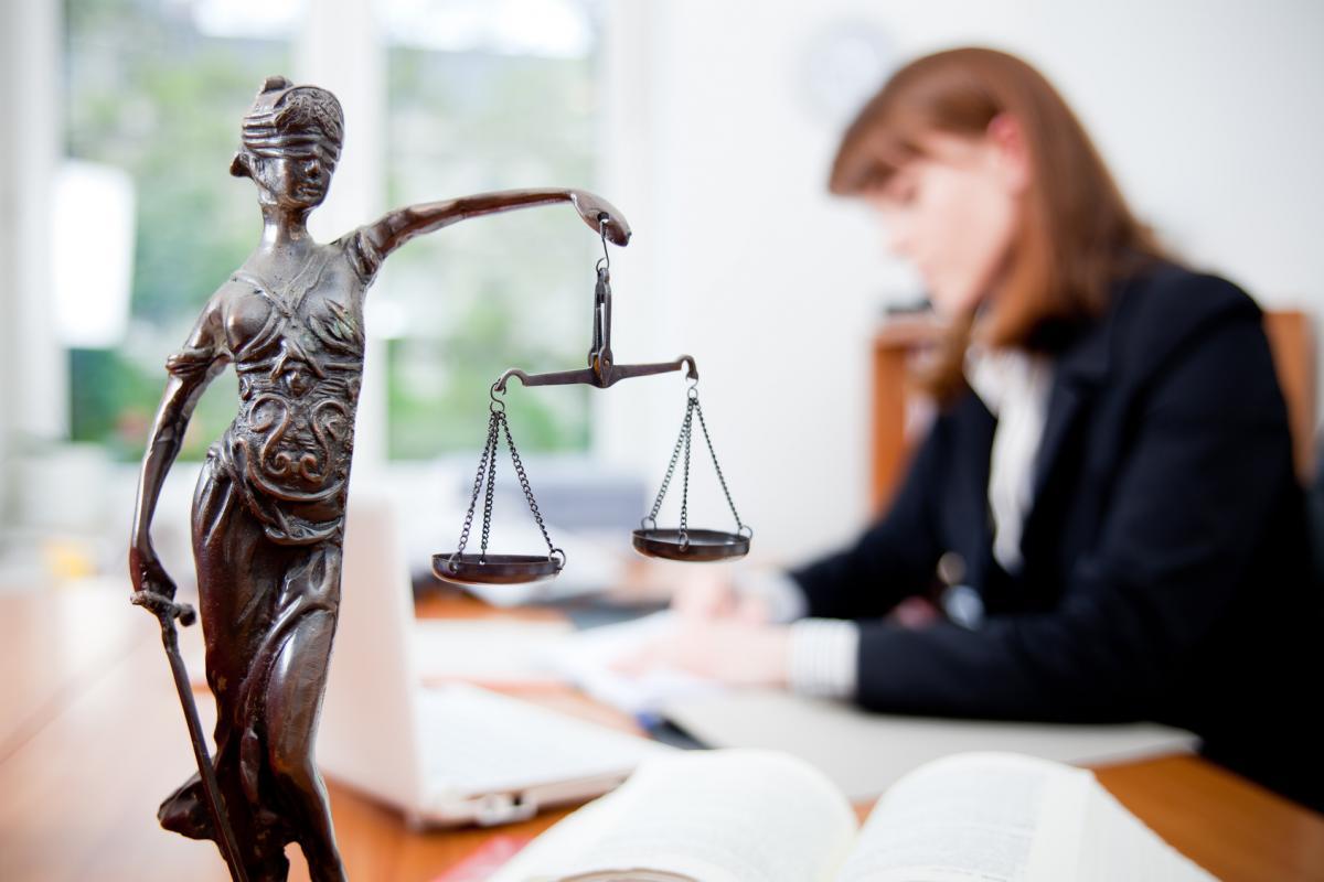 секретарь юридической консультации