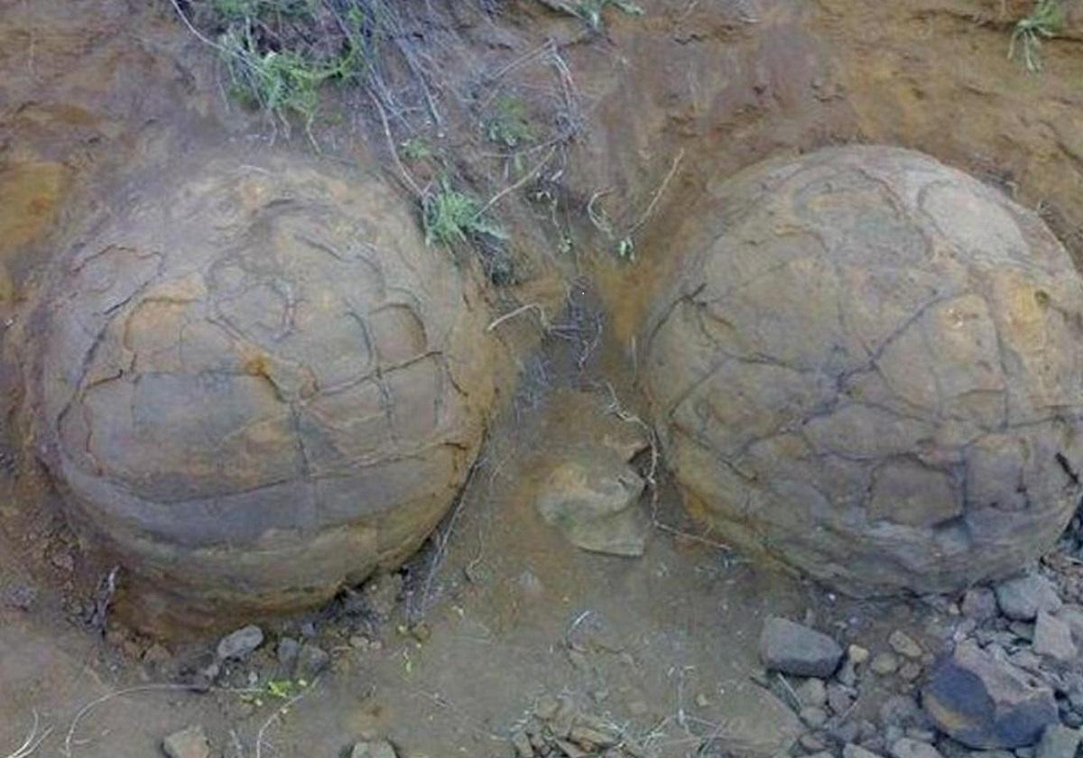 под Волгоградом найдены необычные каменные сферы