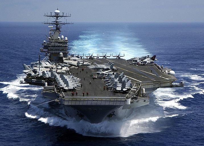 Видео с таинственным НЛО возле американского авианосца вызвало жаркие споры в Сети