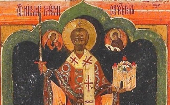 День Николая Чудотворца Вешнего православные отмечают 22 мая