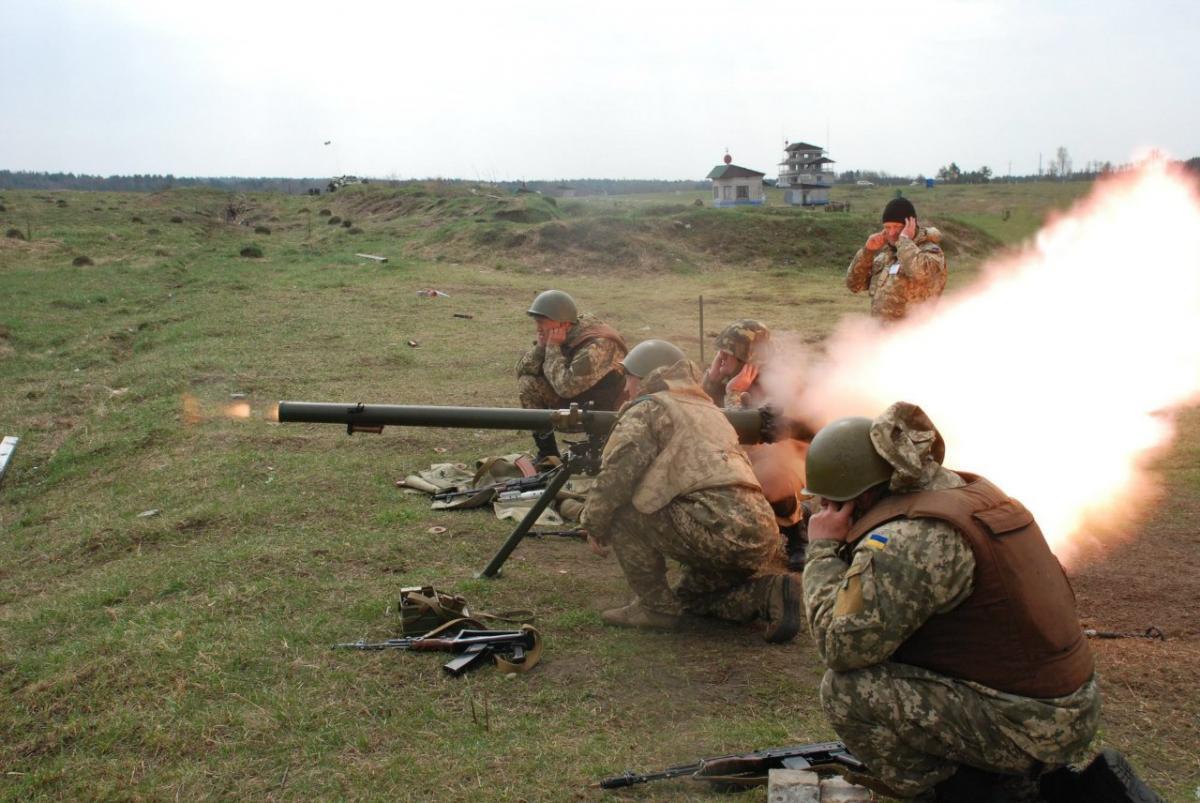ВСУ вступили в бой с националистами под Донецком – ДНР