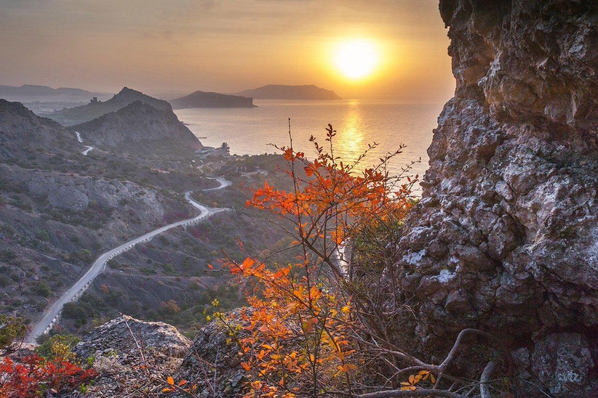 Когда в Крым вернется теплая погода