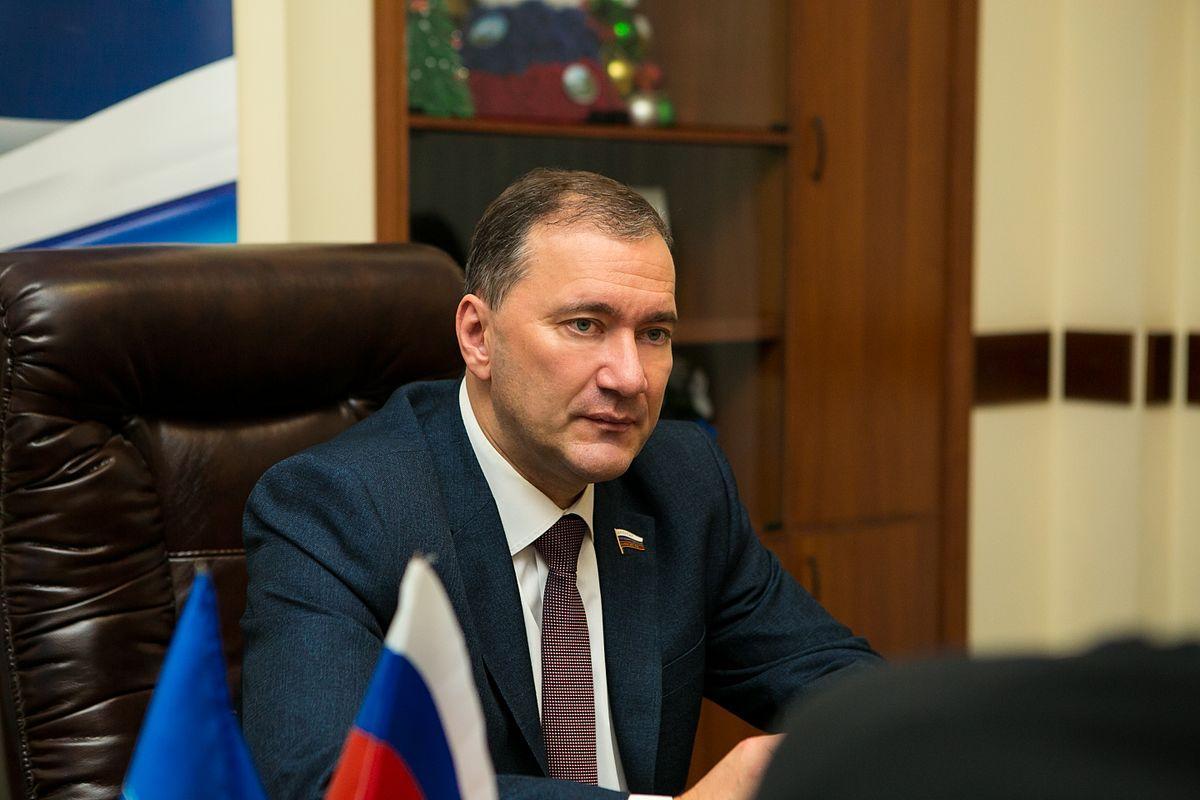 В Госдуме ответили на условия экс-министра внутренних дел Украины по возвращению Крыма